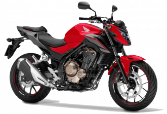 Moto Honda moto-école